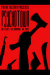 Psycho Town Poster First Draft