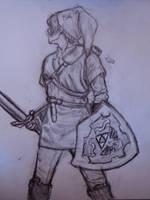 Legend of Zelda by VanillaTeaCup