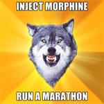 Inject Morphine