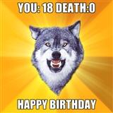 Happy Birthday by Zodiax3