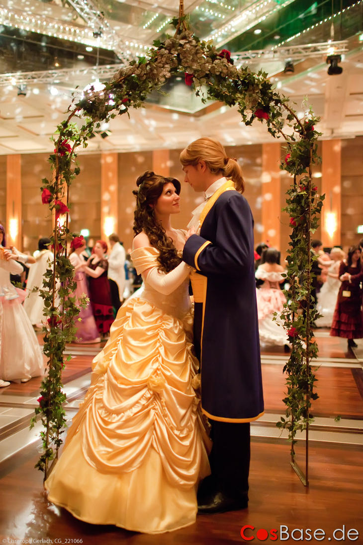 Disney: Beauty and the Beast: Tale as old as Time by Blue-colibri