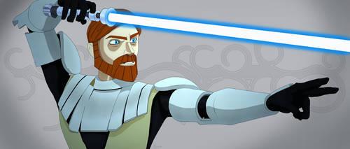Obi-Wan Kenobi by Shinra-Creation