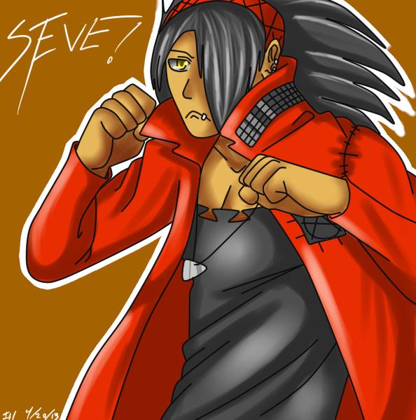 Steve by II-KuroTheFox-II