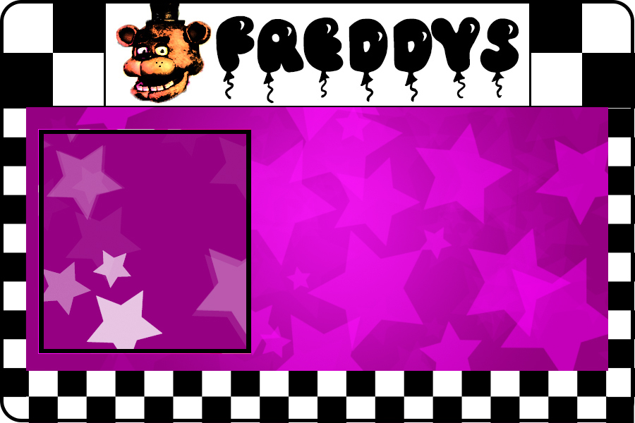 Freddy FazbearS Id Card Blank Template By Thechosenone On