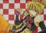 Trick or Treat ~ Len Kagamine