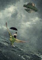 Unrealistic flight by CutieSky