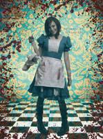 It's murder, Alice by CutieSky
