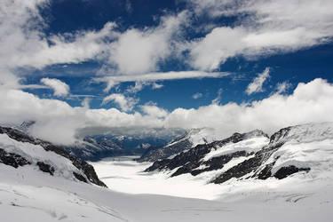 Jungfrau region Switzerland 2 by milouvision