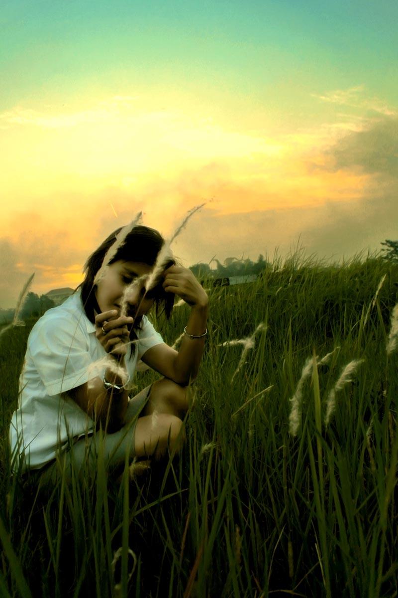She was There by arya-dwipangga