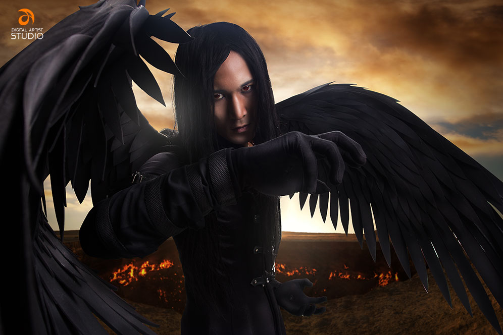 Dark Angel by arya-dwipangga