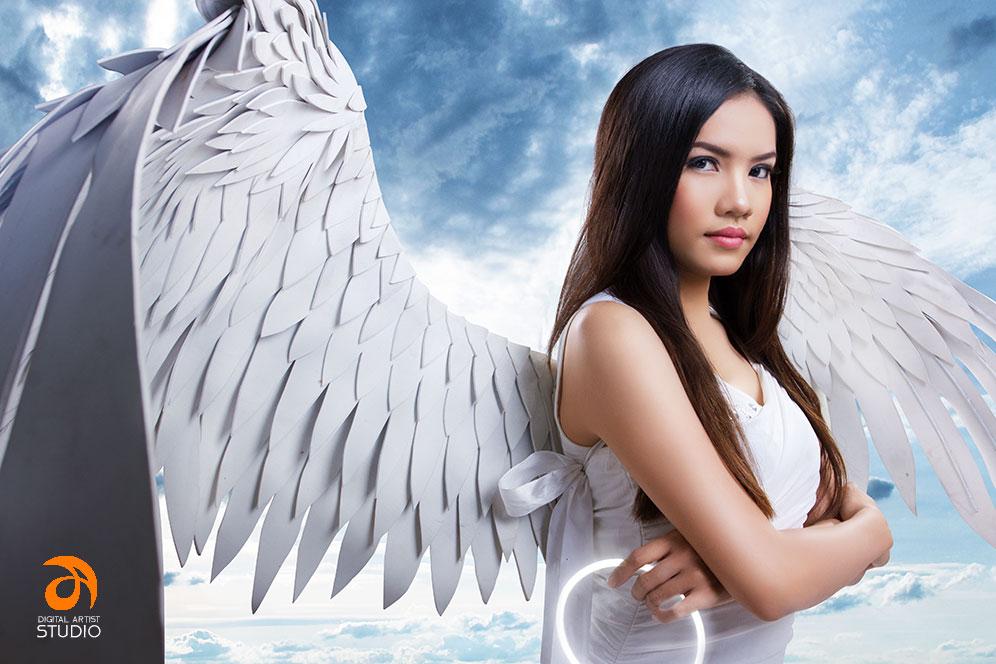 White Angel by arya-dwipangga
