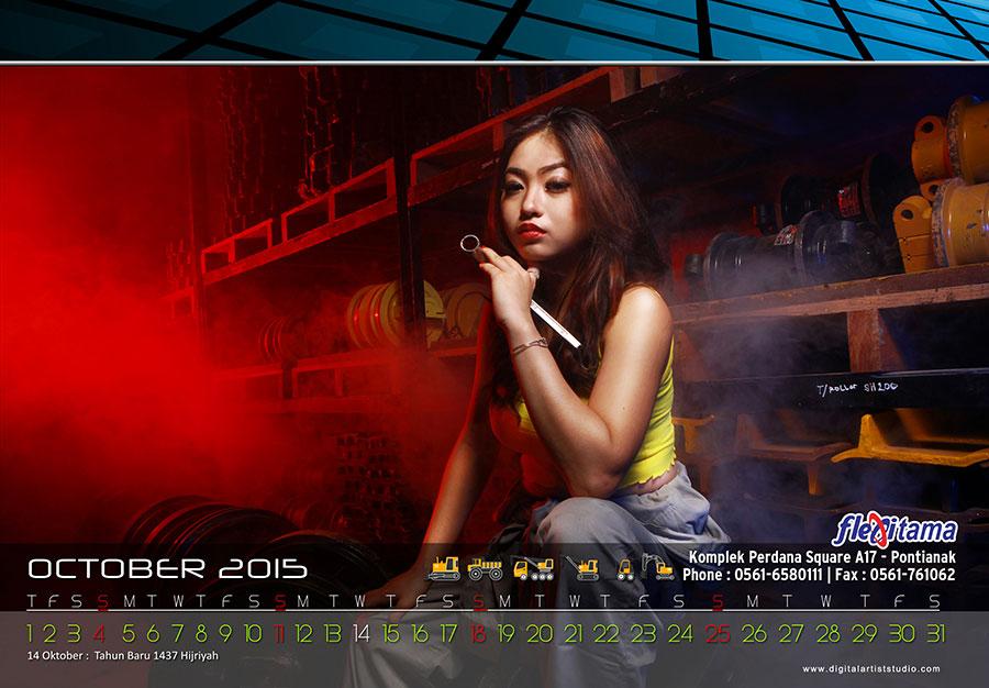 October by arya-dwipangga