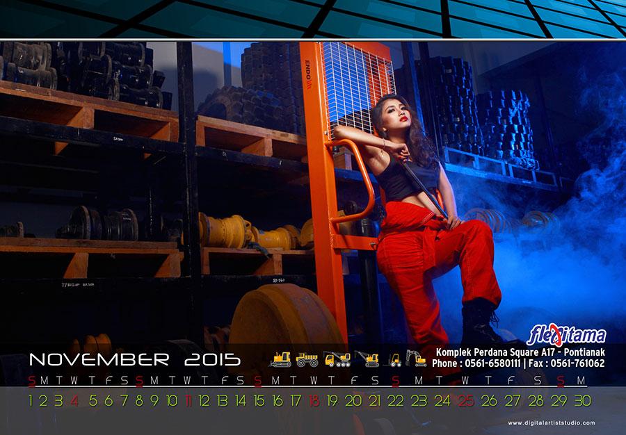 November by arya-dwipangga