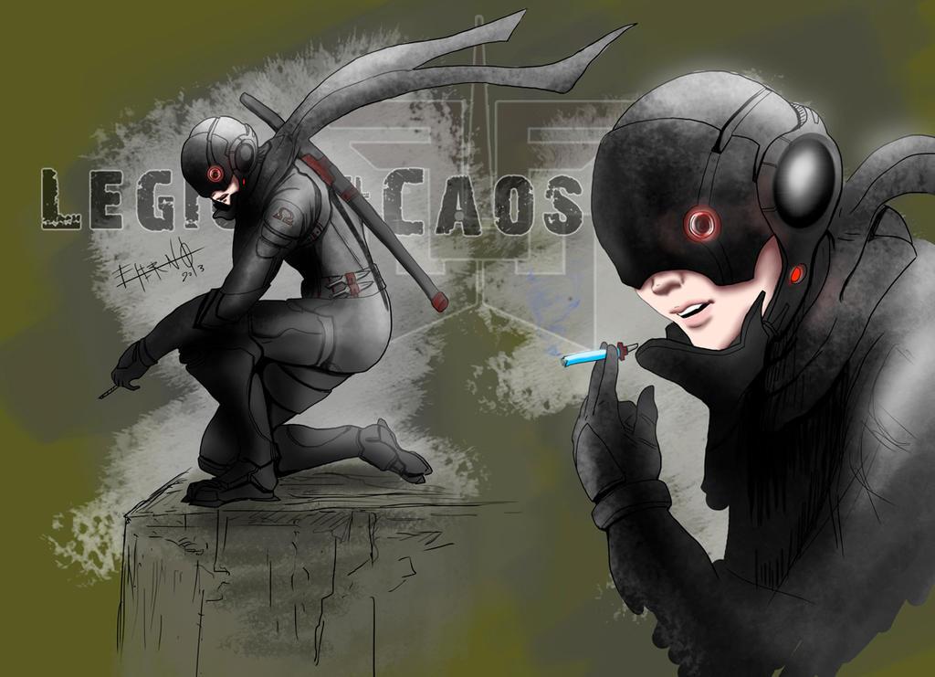 Black Code by Legion-del-caos