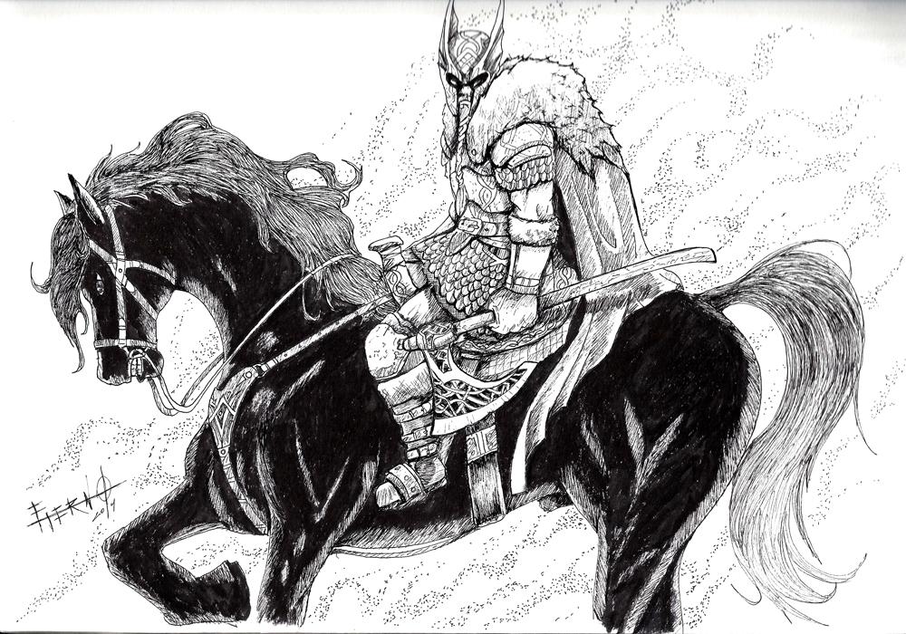 Viking by Legion-del-caos