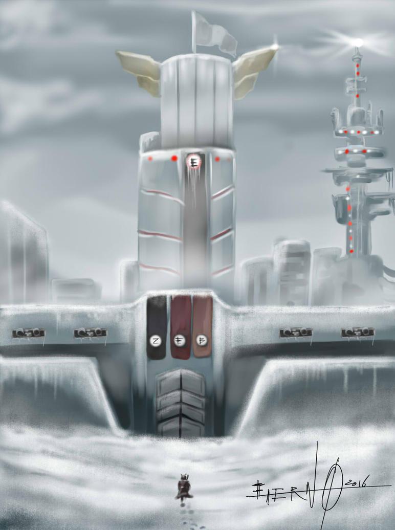 Base Antartida by Legion-del-caos
