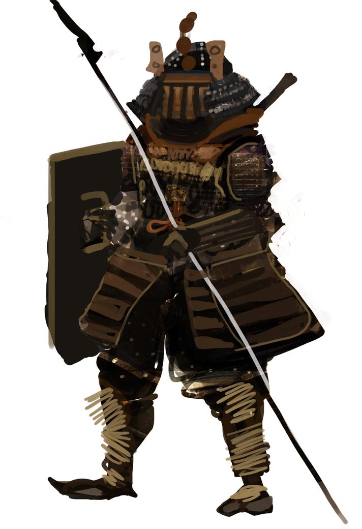 Pozdravy nových členů - Stránka 3 Samurai_knight_by_allan_p