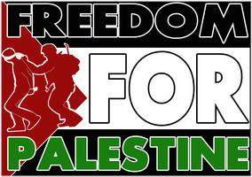 Free Palestine by artstuck