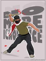 No More Ignorance by artstuck