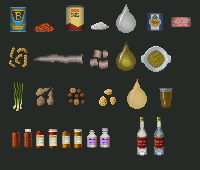 Food and Drugs by KaavenKavos