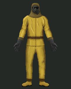 Haz-mat Suit by KaavenKavos