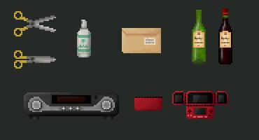 Miscellaneous Items 2 by KaavenKavos