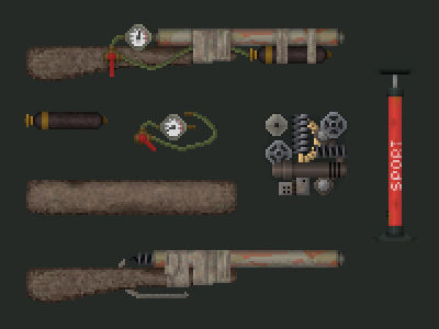 Mechanic's Guns