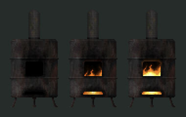 Stove (double size)
