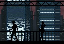 DMC Cityscape by KaavenKavos