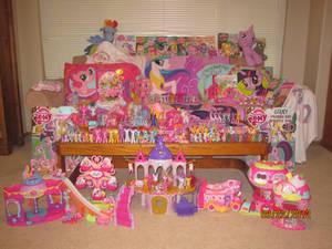 Pony shrine