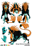 morgul wolf MIDNA entry