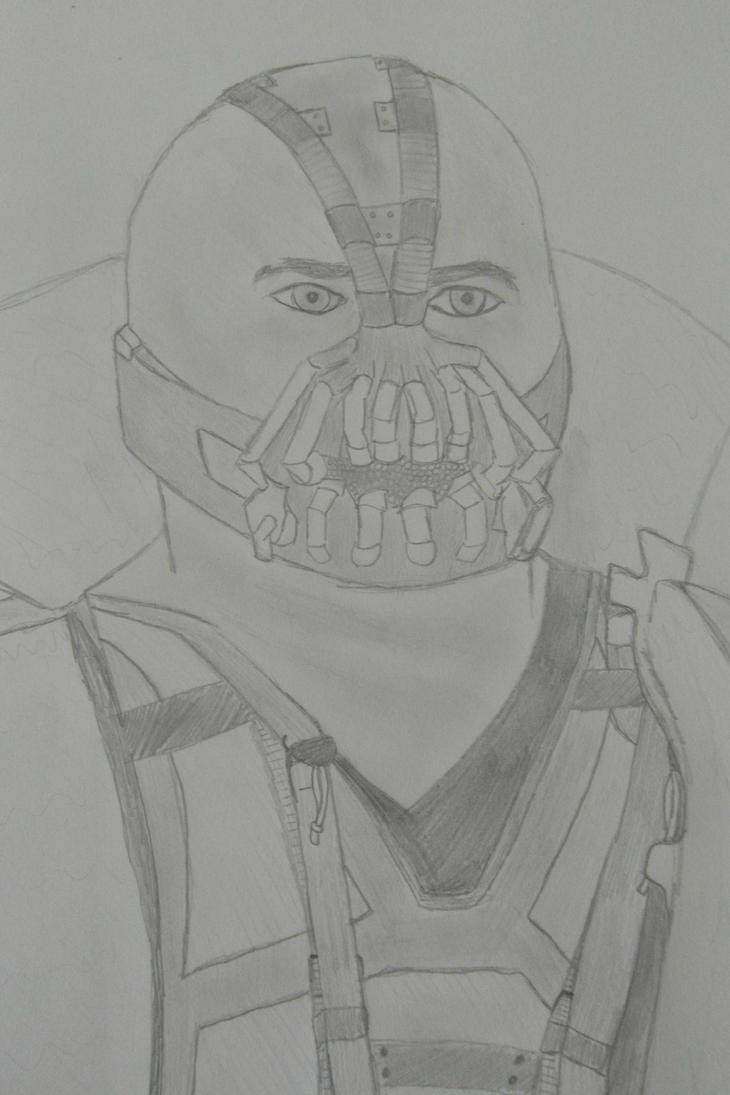 Bane Drawing In Pencil   www.imgkid.com - The Image Kid ...