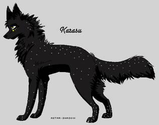 Karasu by shinyumbreon37