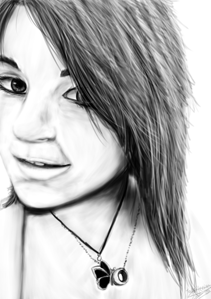 Kristen C. by T-Harley