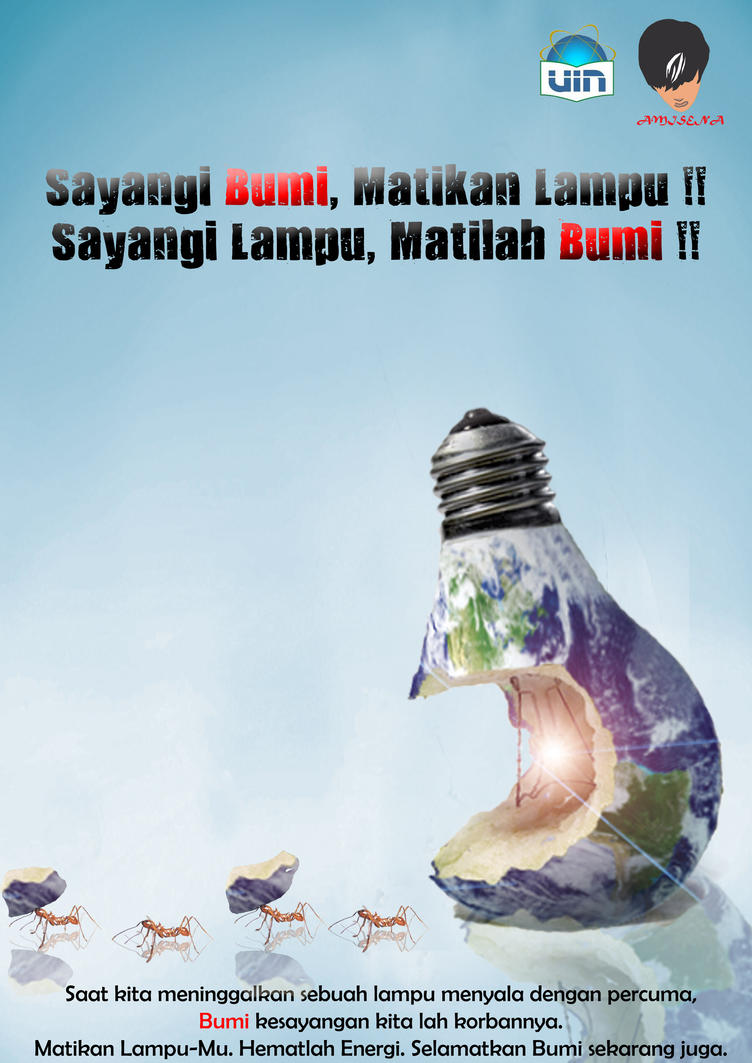 Poster Lingkungan by Dututor