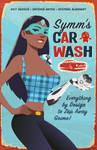 Symmetra's Car Wash by phantomdiver