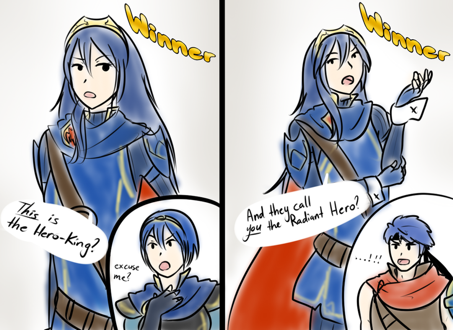Wow Lucina by KyubeyLovesYou on DeviantArt