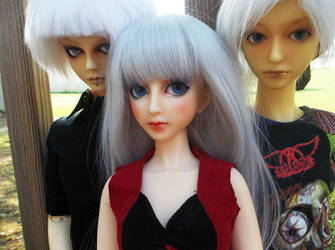 The Takehito Family 2 by Iidel