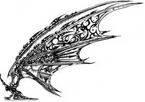 Wing Crawl by aphexdraw