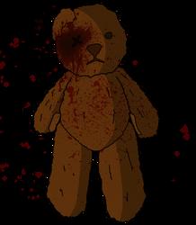 Teddy Bear by D0ct0rrR1cht0f3n