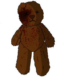 Teddy Bear by D0ct0rrR1cht0f3n