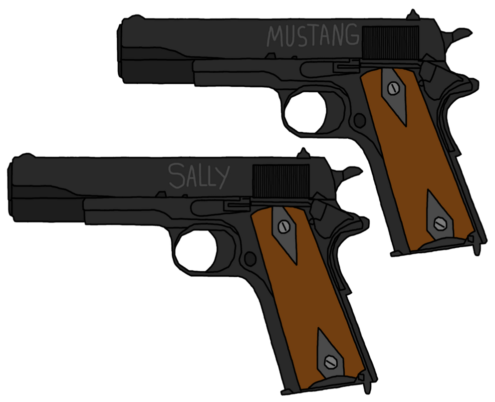 Mustang and Sally by D0ct0rrR1cht0f3n