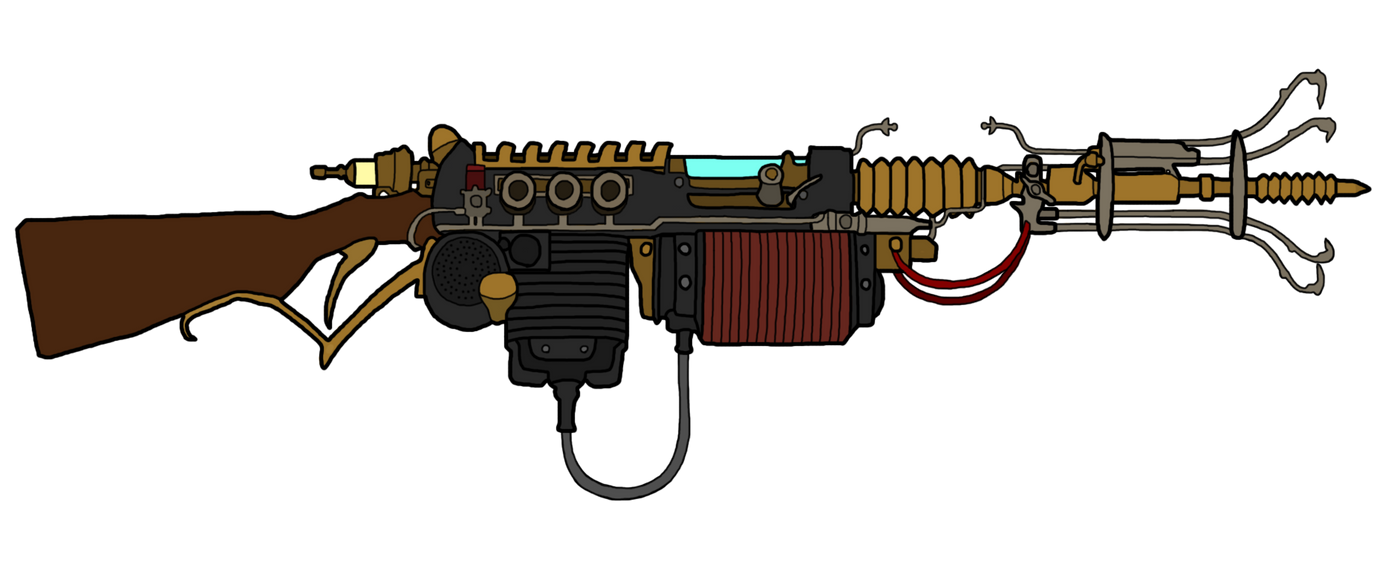 Wunderwaffe DG-2 (BO3 version) by D0ct0rrR1cht0f3n