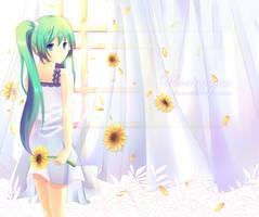 Hatsune Miku - Missing You by Khorene