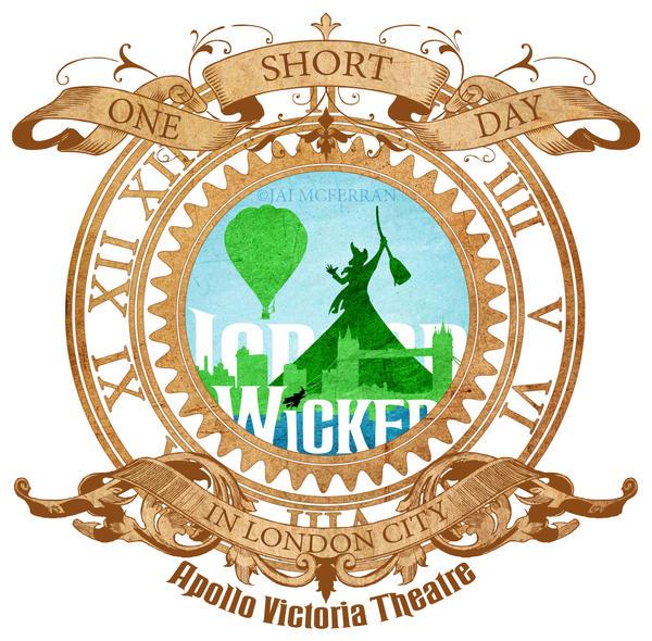 Wicked London Insignia by JaiMcFerran