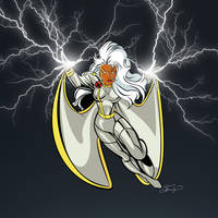 Storm Vector by JaiMcFerran