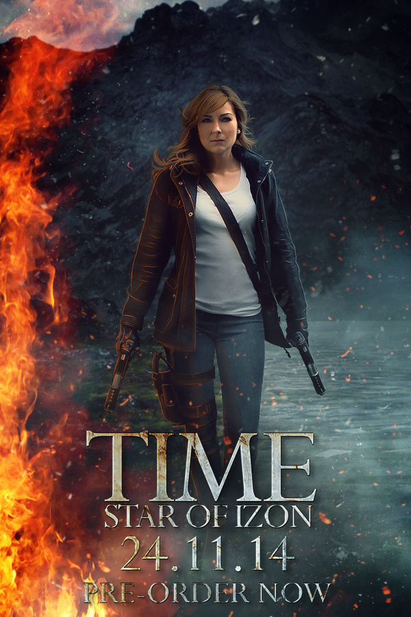 TIME: Star of Izon poster #2 by JaiMcFerran