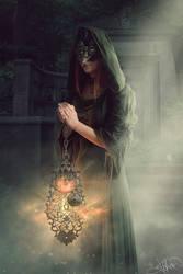Keeper of Annwn by JaiMcFerran