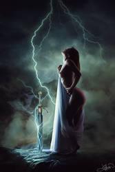 Mystical Priestess by JaiMcFerran