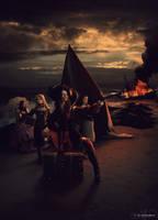 Beware the Black Sails by JaiMcFerran